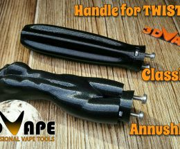 Handle for TWISTER v3