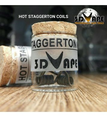 HOT STAGGERTON COILS - 2 pc