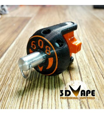 Head with 608 bearings for CoilBuilder PRO